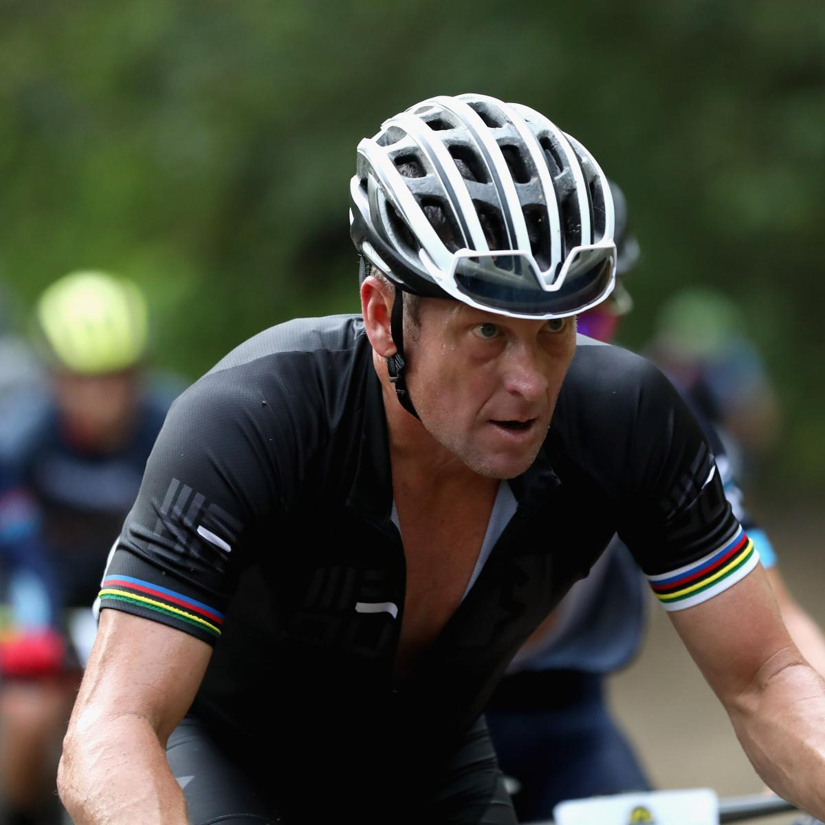 Lance Armstrong 'wouldn't change a thing' about doping