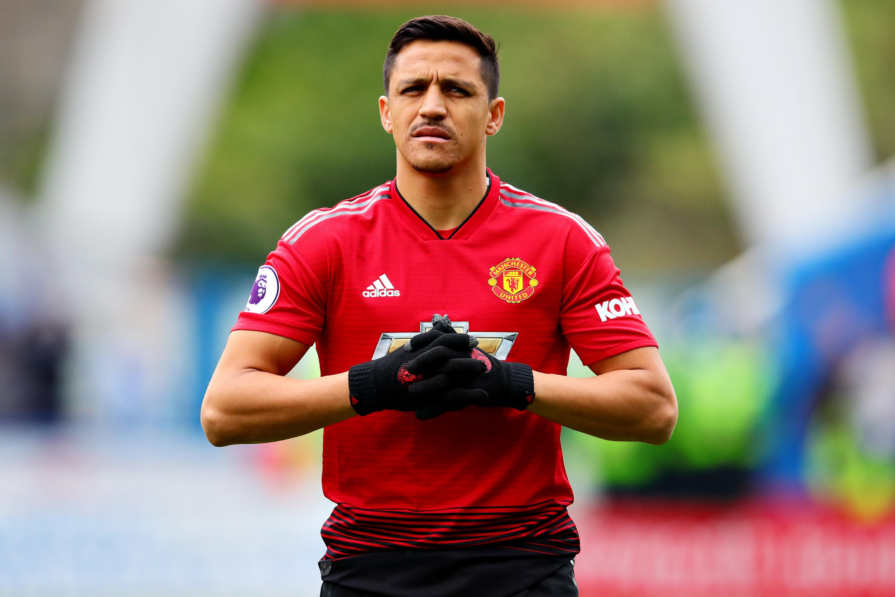 the latest a3b06 b6bec Andy Cole: Alexis Sanchez Could Eventually Succeed at ...