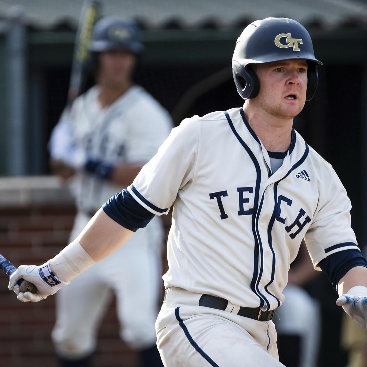 ACC Baseball Tournament 2019: UNC, Georgia Tech Wins ...