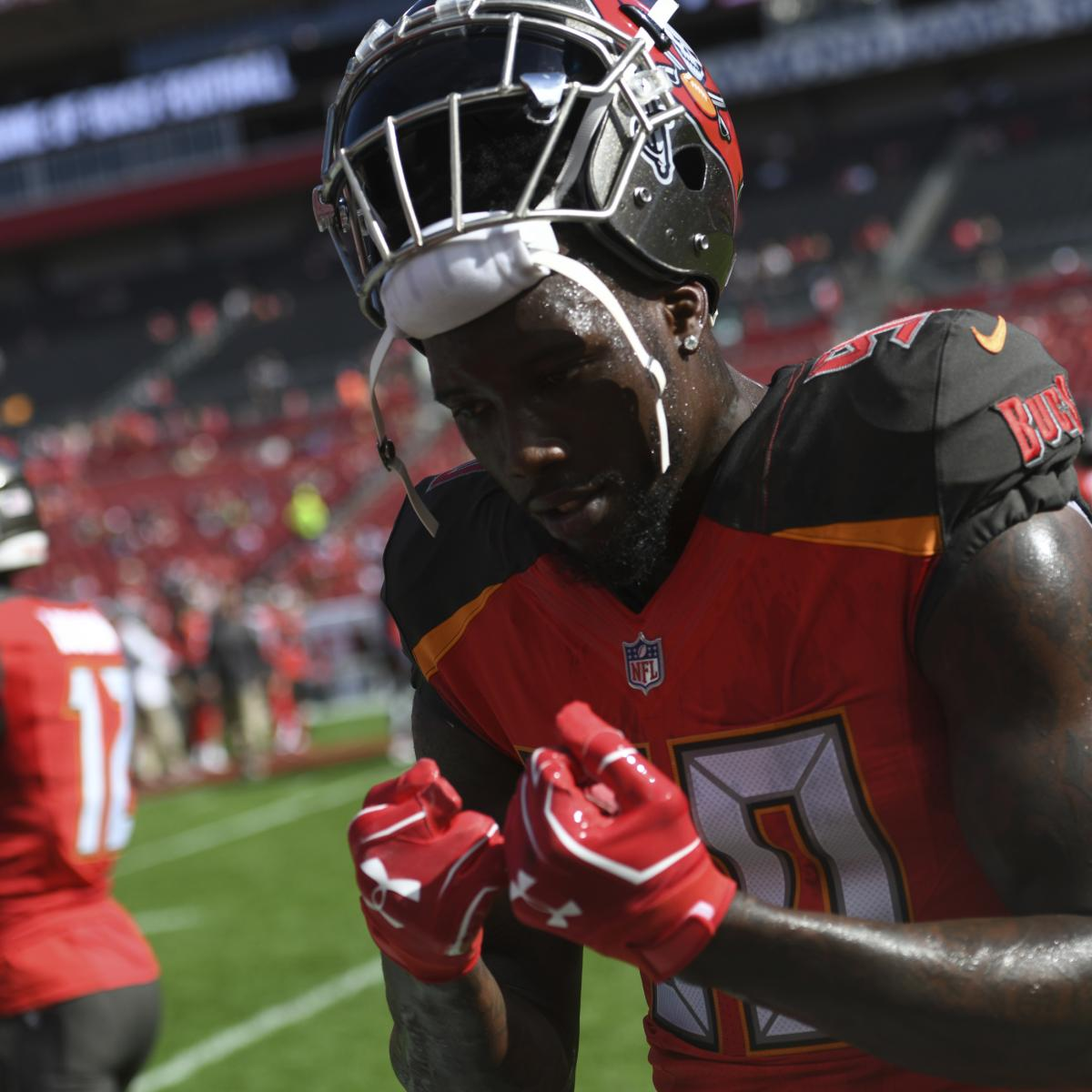Buccaneers' Jason Pierre-Paul Shares First Picture On IG