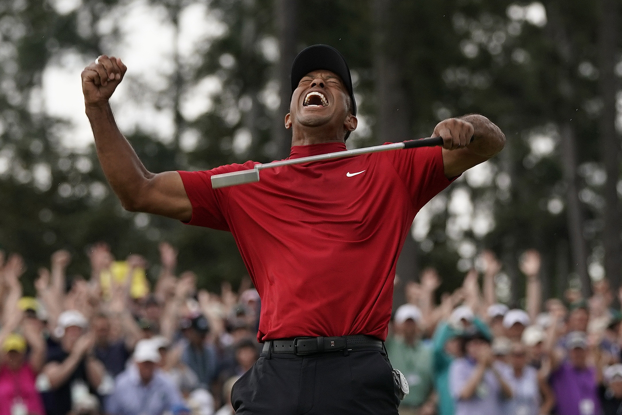 Is there a 85000 dollar bet on tiger woods to win masters kanjers in de sport betting