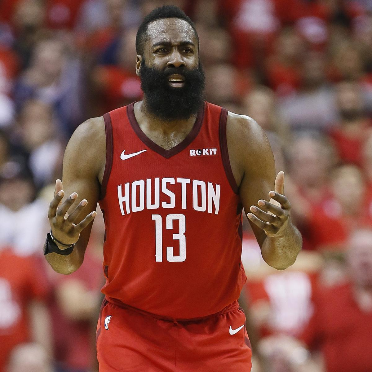 James Harden Latest News: Rockets Rumors: James Harden's Trainer Irv Roland Fired As