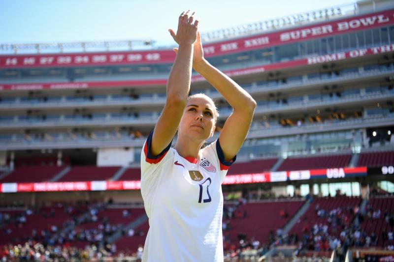 Usa Vs Mexico Date Time Live Stream For 2019 Womens Soccer
