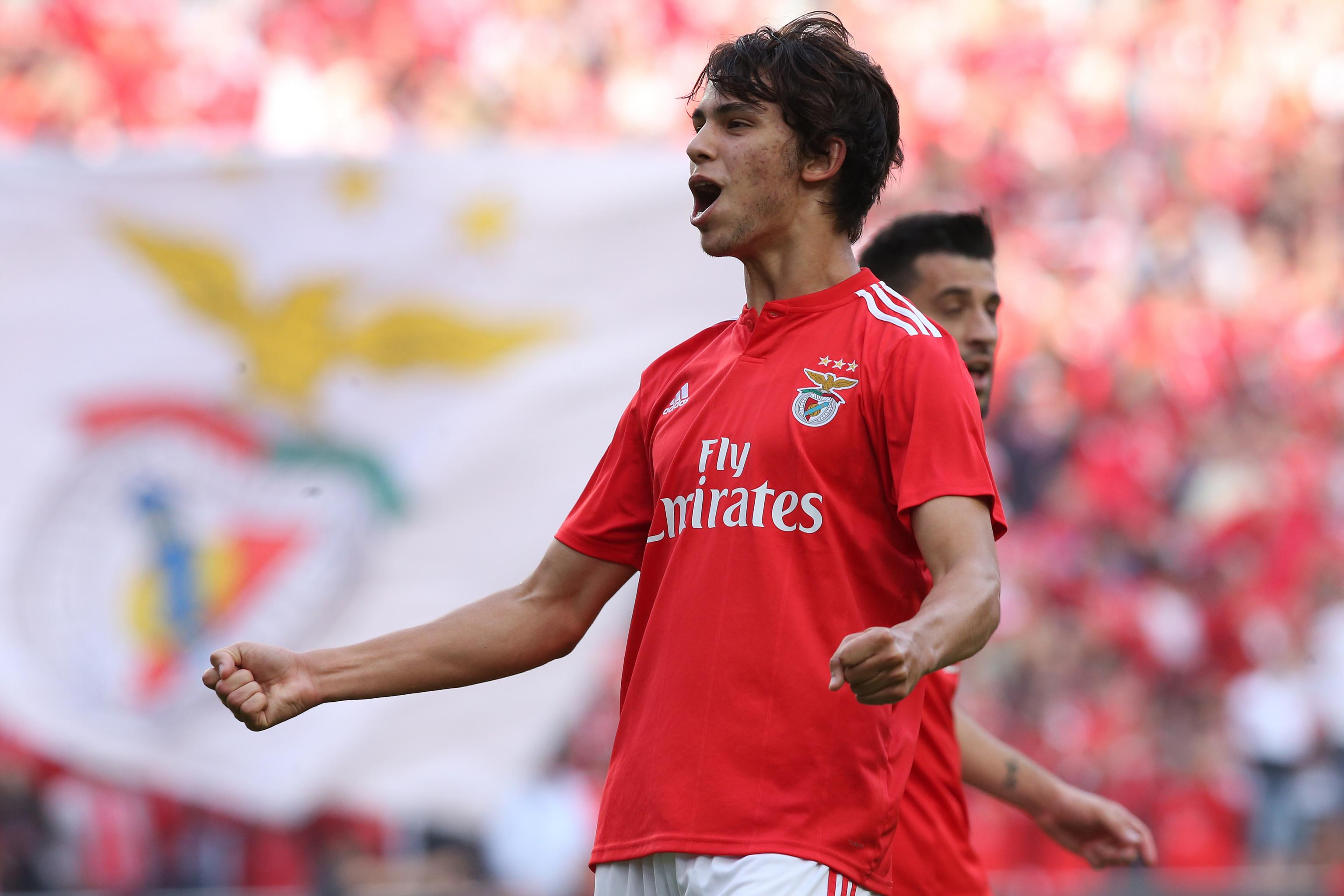 ab6c22885e8 Manchester City Transfer Target Joao Felix  Very Happy  at Benfica Amid  Rumours