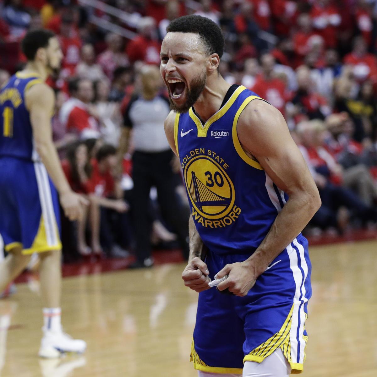Raptors Vs. Warriors: 2019 NBA Finals Full Schedule, Times
