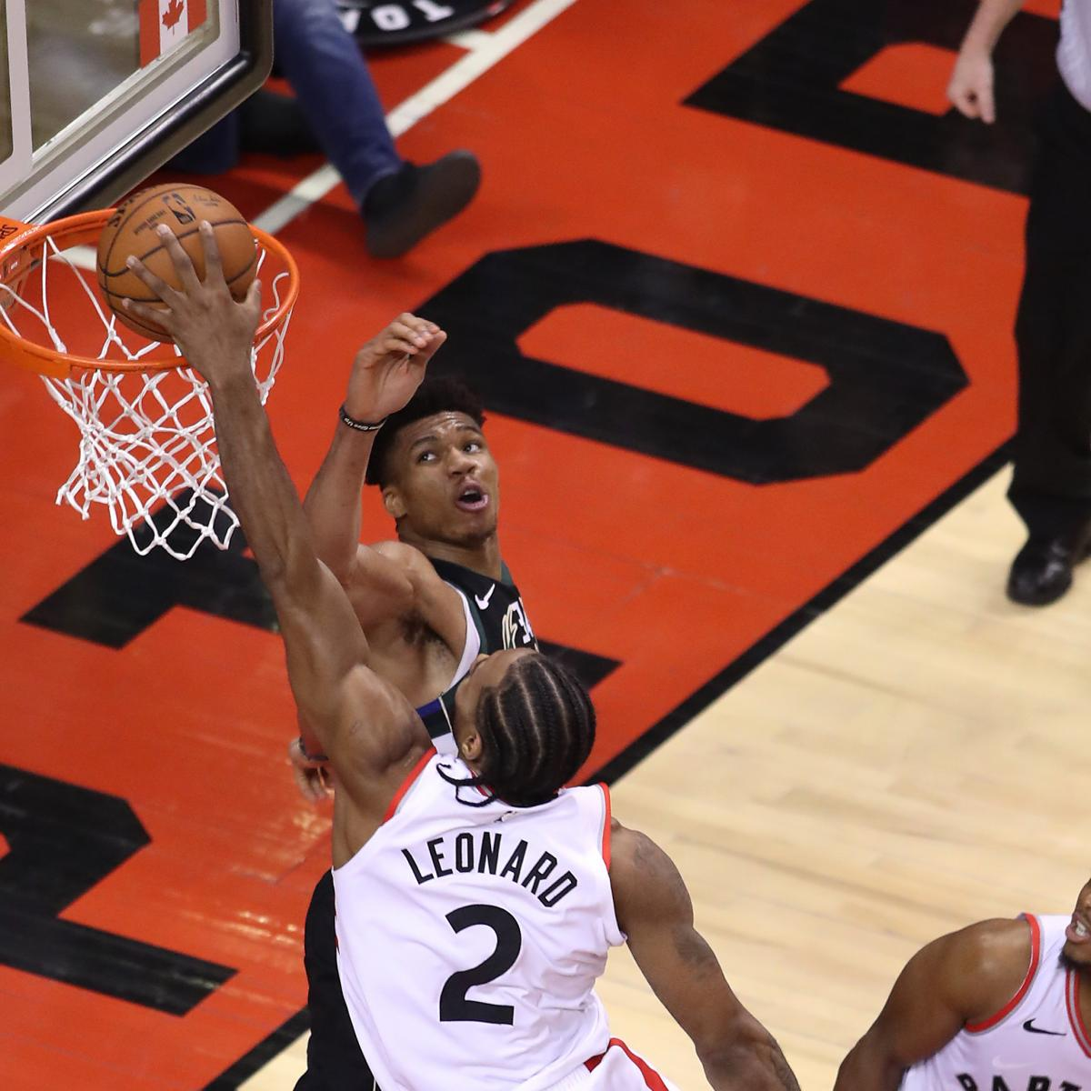 Raptors clinch first ever NBA finals berth