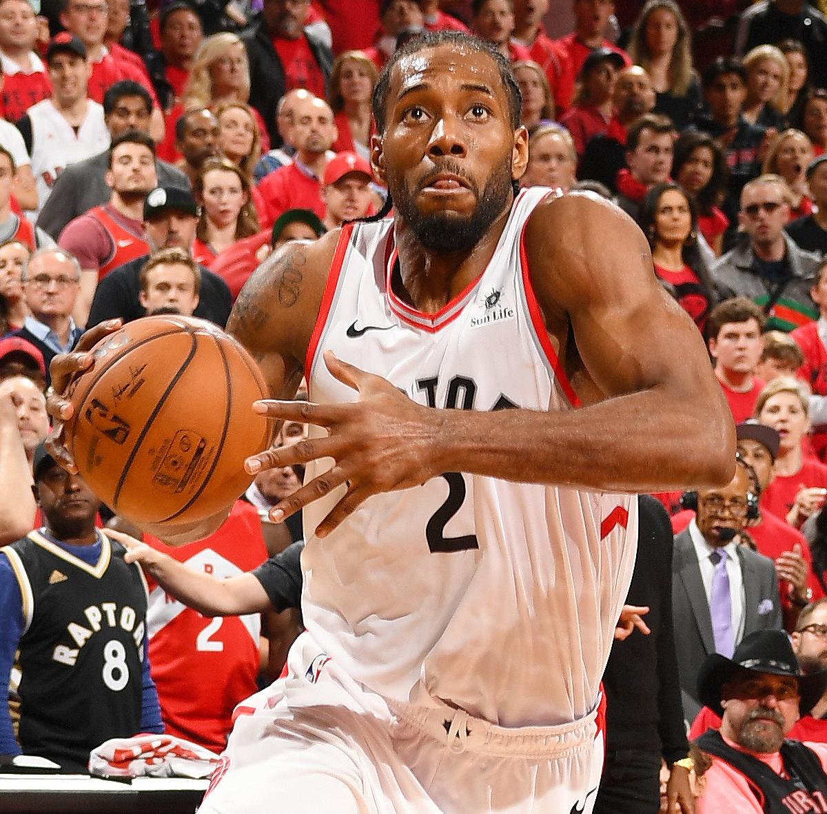 Kawhi Leonard and the Raptors slay one giant, but another awaits