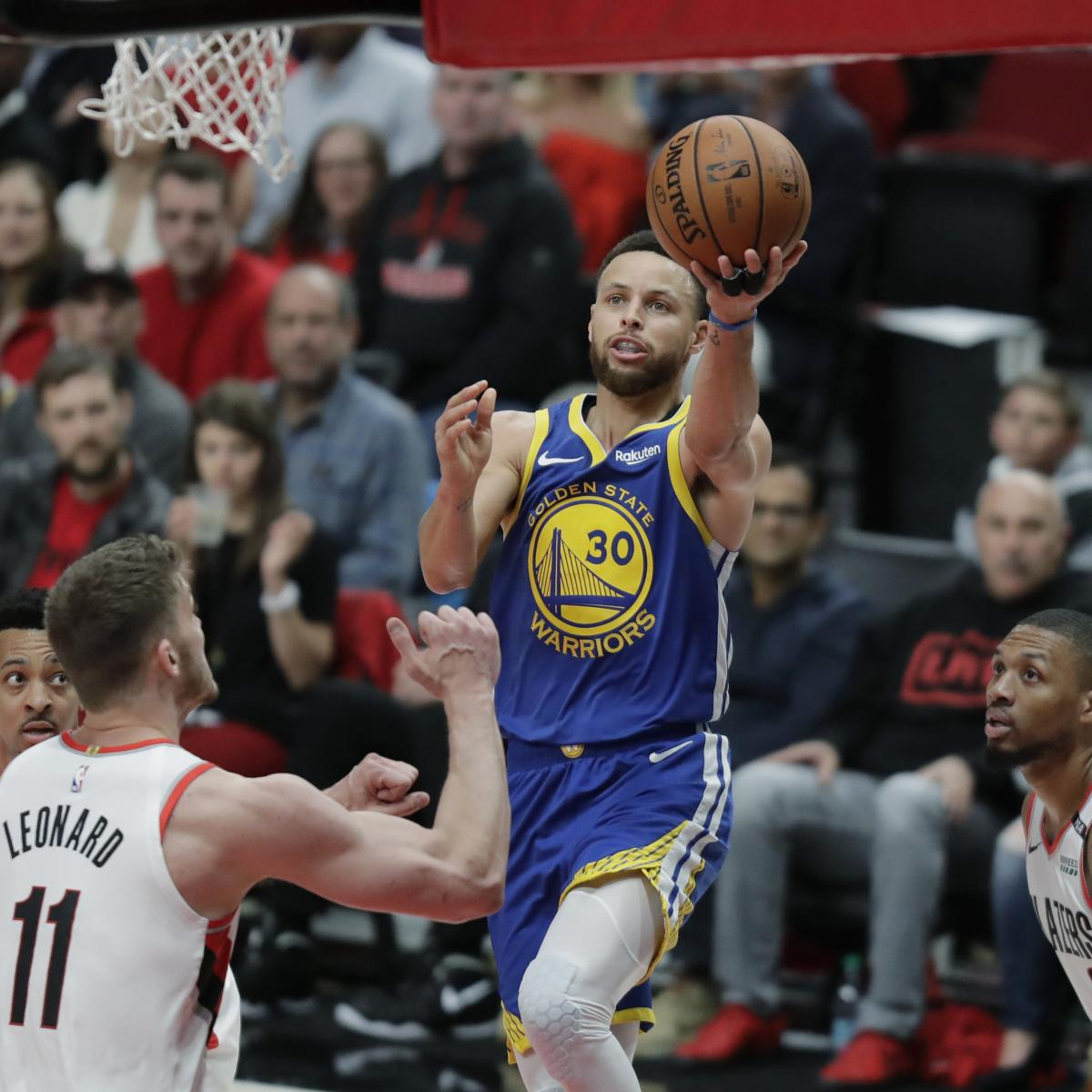 NBA Finals 2019: Championship Series Schedule, TV Info And