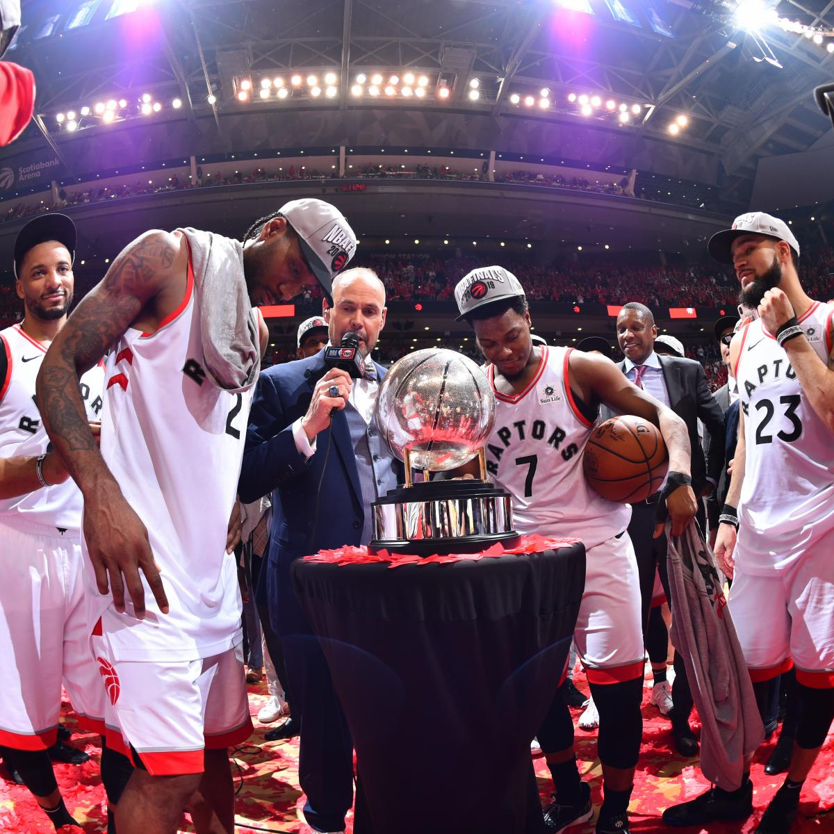 Warriors Come Out To Play Bleacher Report: Check Out These Viral Videos After Raptors Advance To NBA