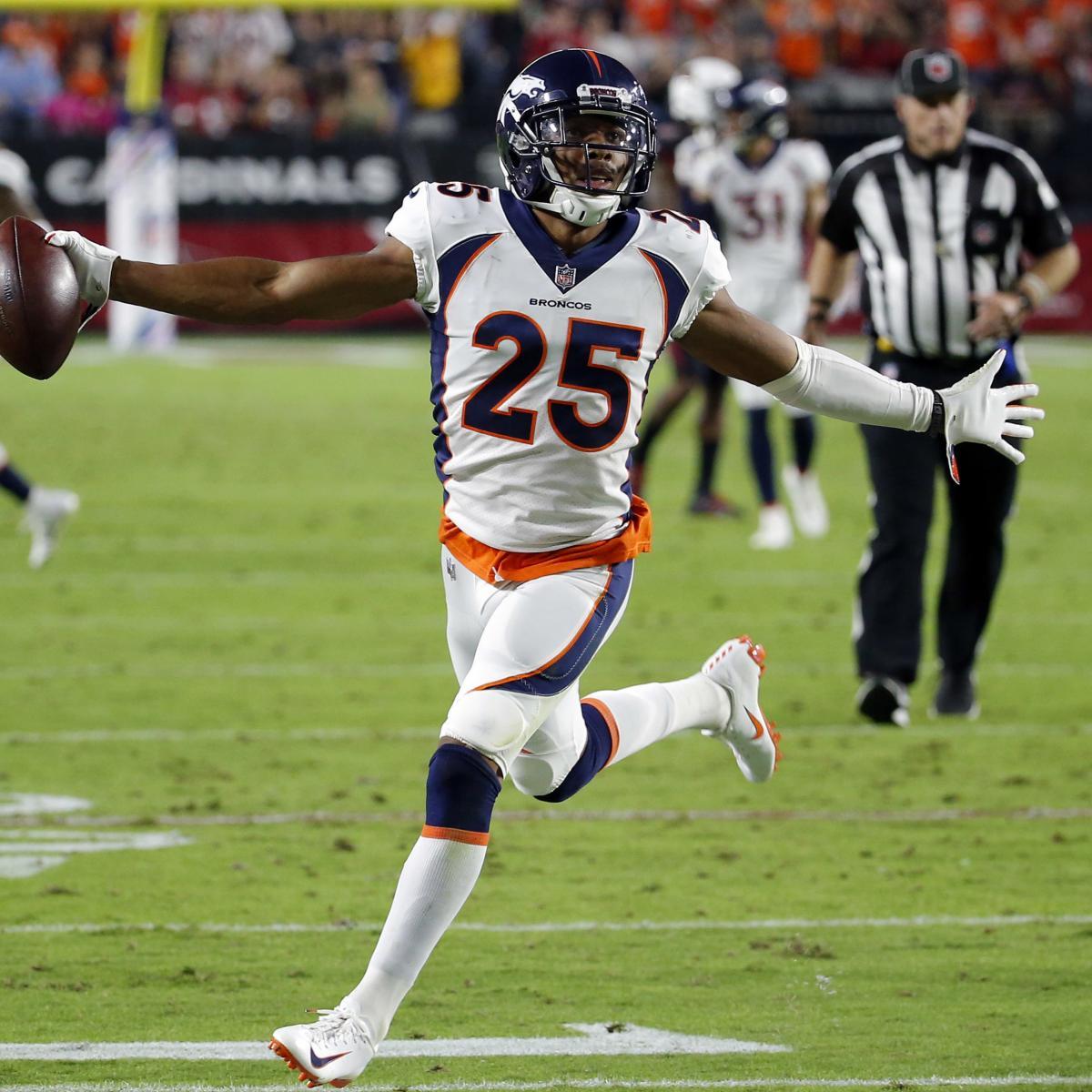 NFL Rumors: Chris Harris Jr., Broncos Moving Closer To New