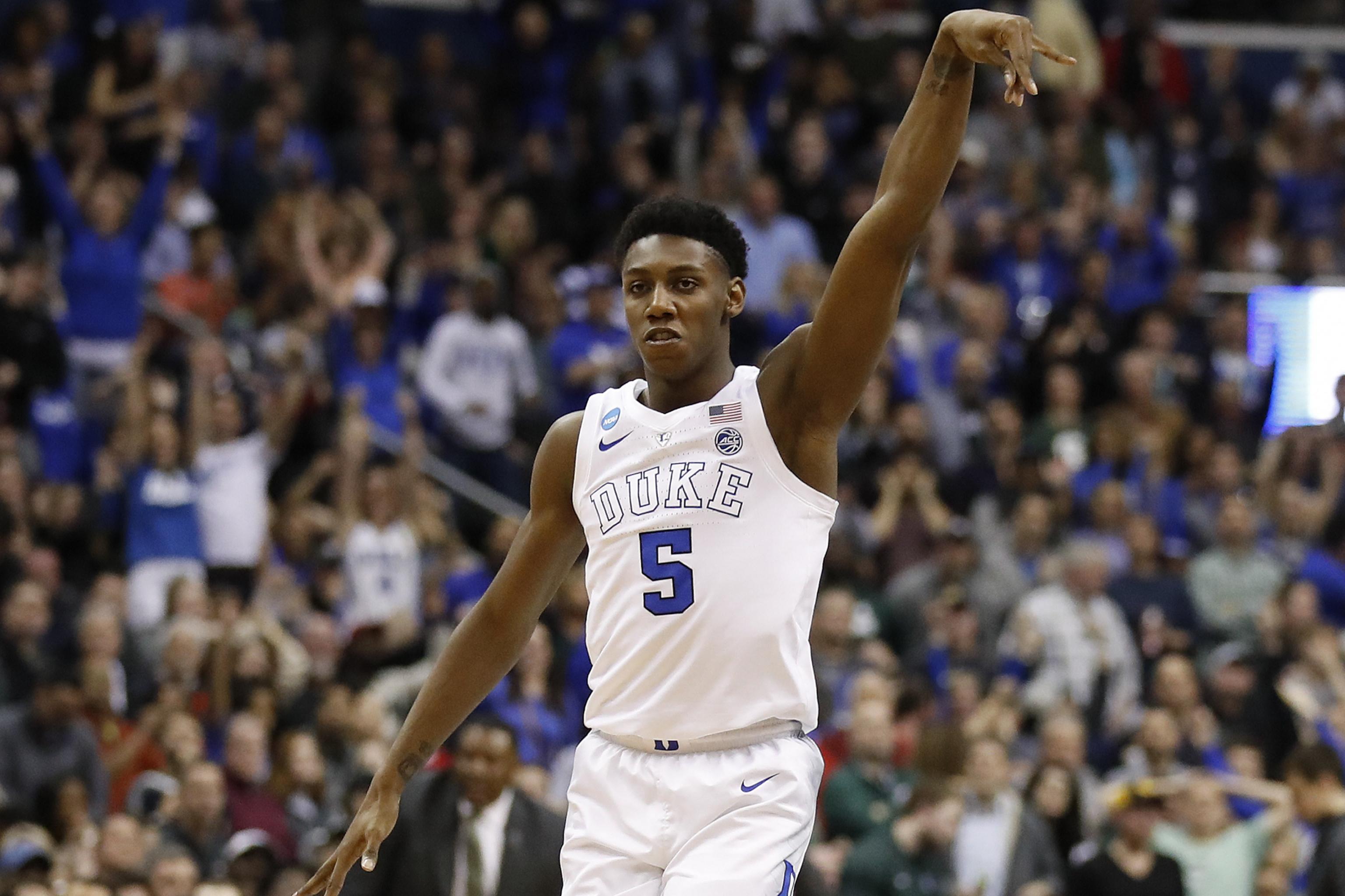 2019 NBA Draft Rumors: Cavs Official Has RJ Barrett on 'Same
