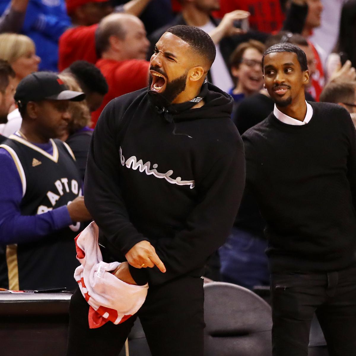 Blazers Home Court Advantage: Look: Drake Takes His Jet 'Air Drake' To Bahamas After