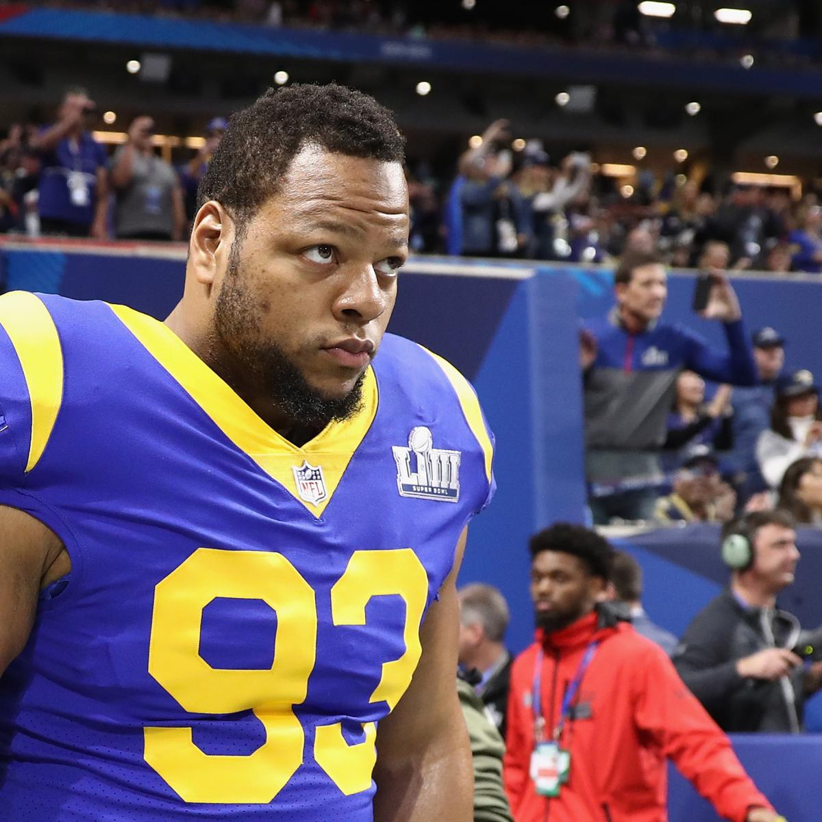 The Raiders Can And Should Sign Ndamukong Suh: Ndamukong Suh 'Very Excited' To Get Buccaneers Into A