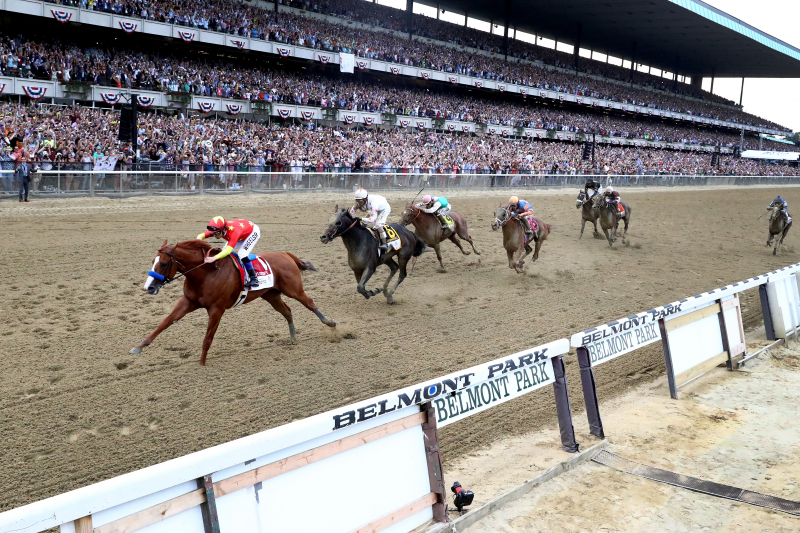 Belmont Stakes 2019: Post Time, TV Schedule, Post Positions Info