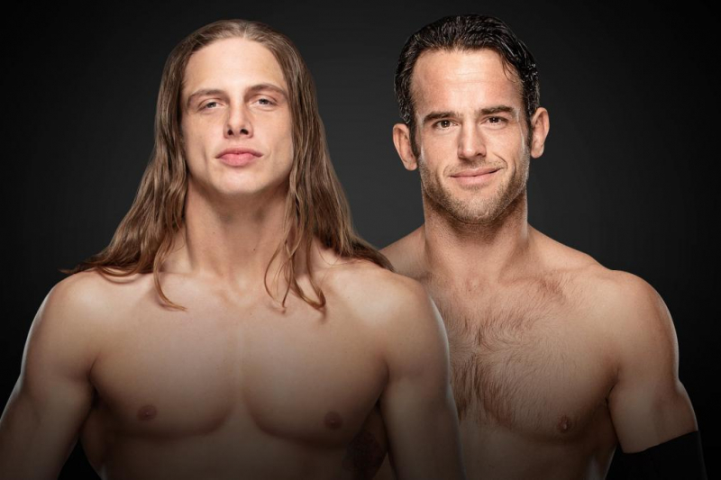 Matt Riddle Beats Roderick Strong at NXT TakeOver: XXV