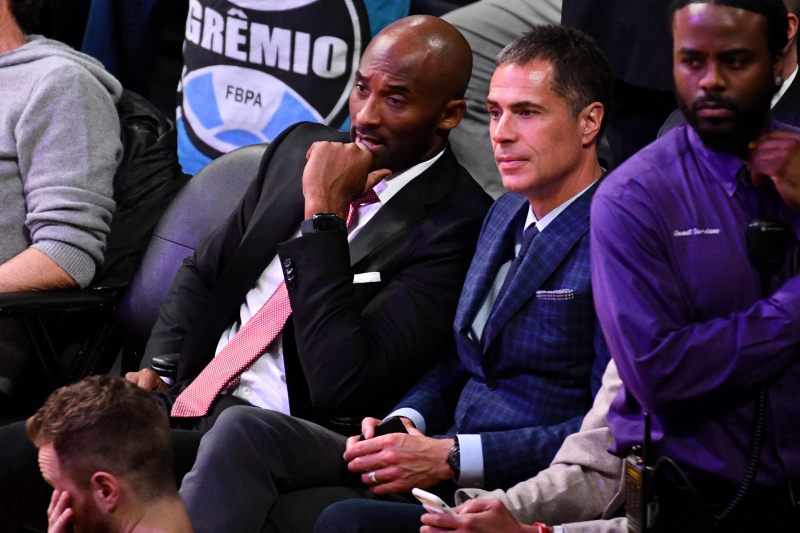 Stephen A.: Kobe Bryant 'Livid' About Being Mentioned in Current Lakers Drama