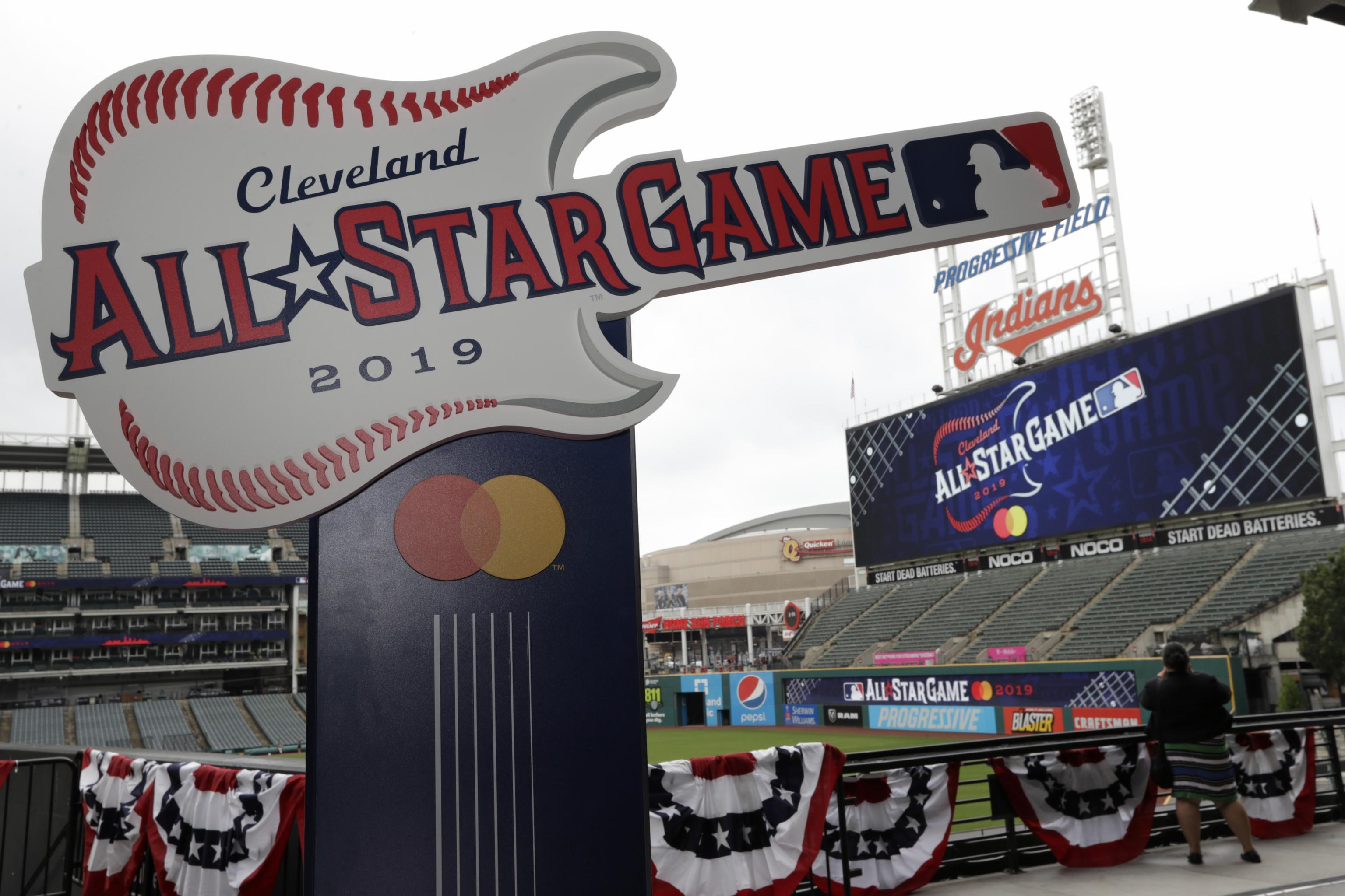 Image result for mlb 2019 all star game