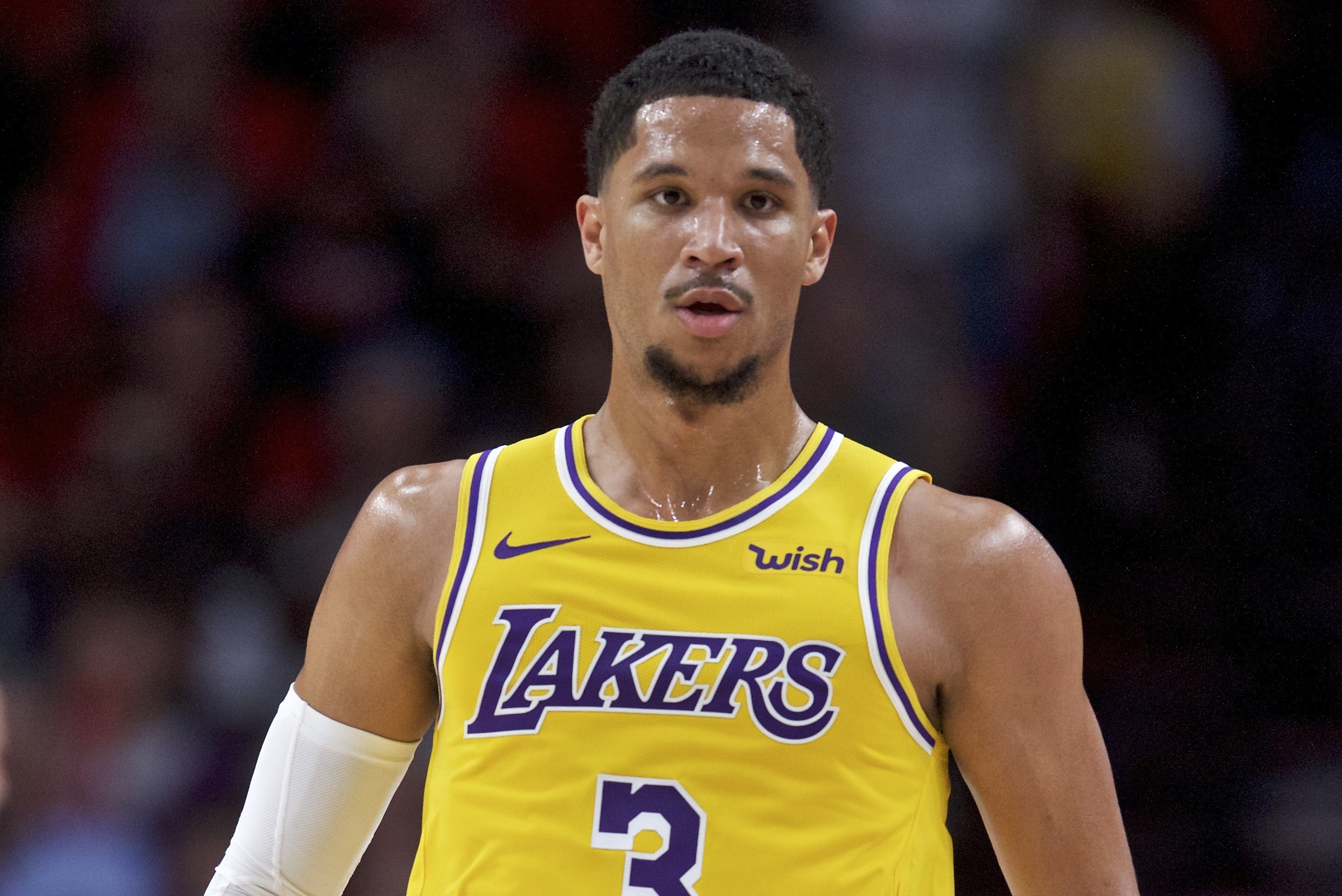 watch ec649 5f52f Josh Hart on Lakers Rumors: 'There's a Lot of Snakes in the ...