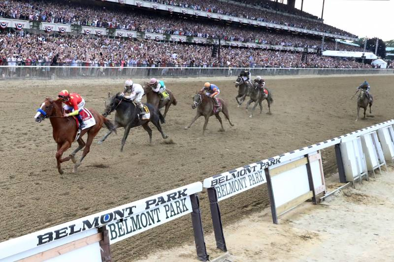 Belmont Stakes Draw 2019: Full Schedule and Live-Stream Info