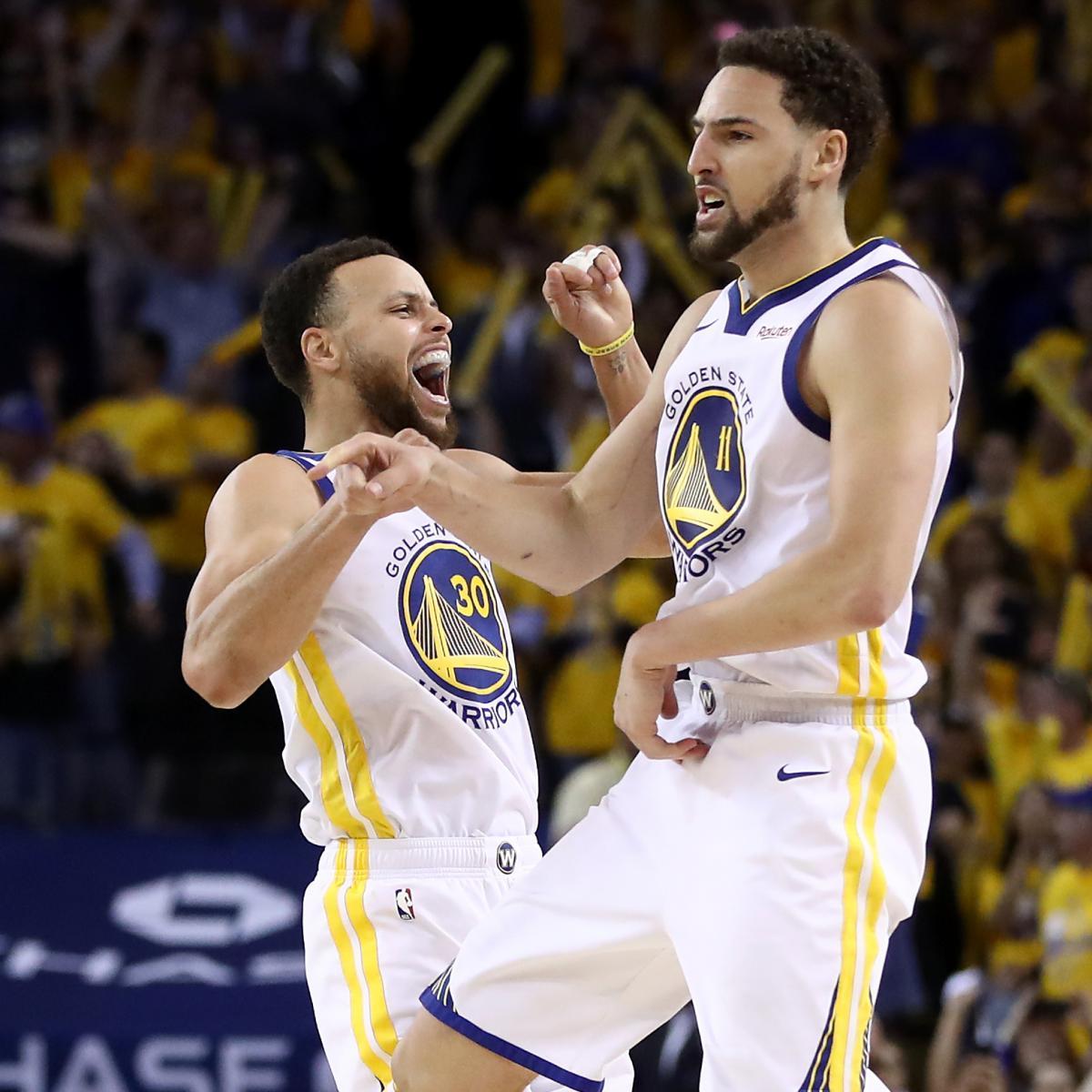 NBA Finals 2019: Raptors Vs. Warriors Game 1 Vegas Odds