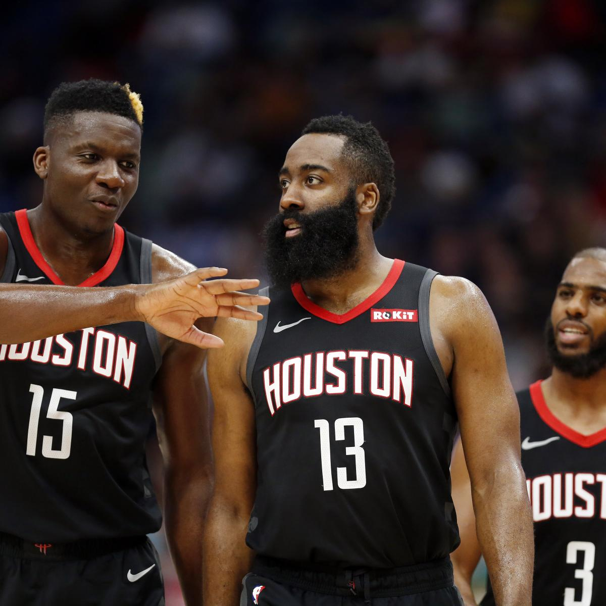 Houston Rockets News Trade: Clint Capela Trade Rumors: Rockets GM Daryl Morey Gauging