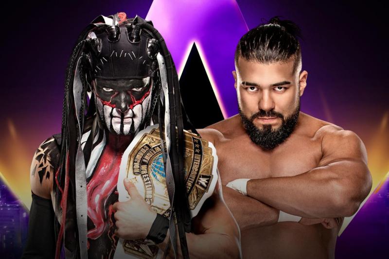 Finn Balor Beats Andrade, Retains Intercontinental Title at WWE Super ShowDown