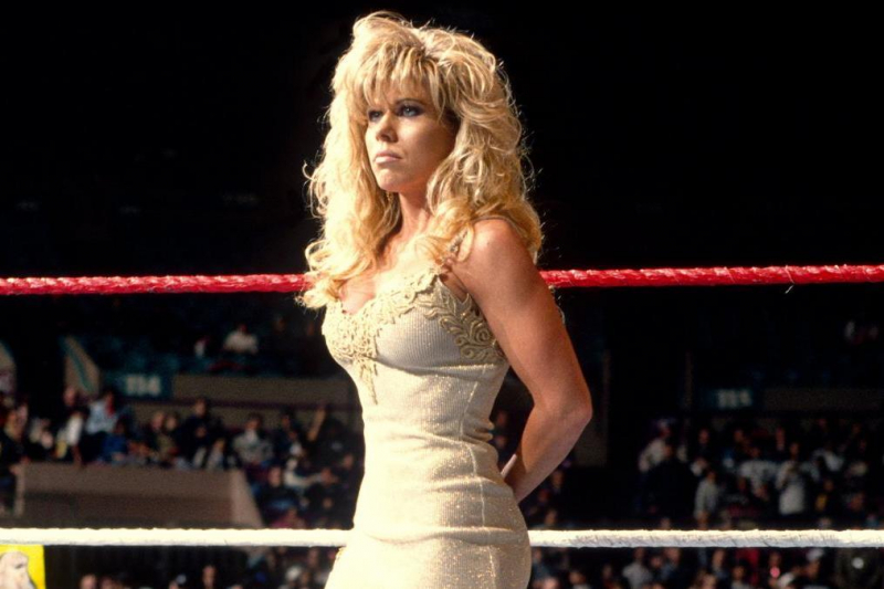 Ex-WWE Superstar Terri Runnels Charged with Carrying Concealed Weapon at Airport