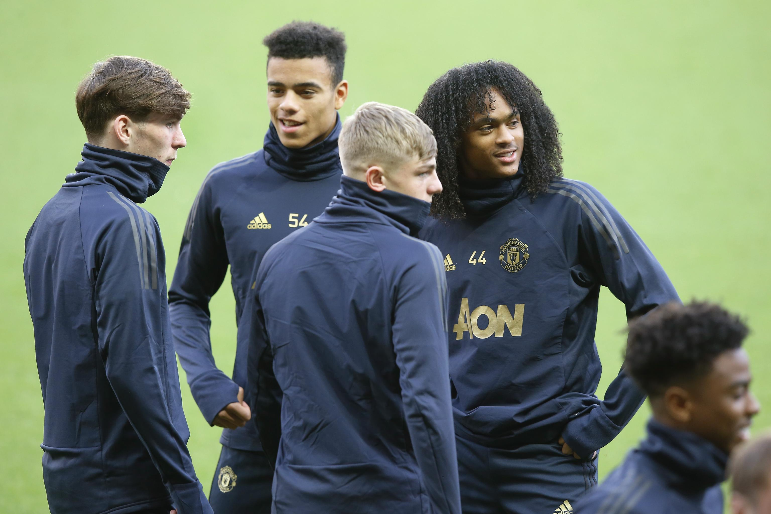Michael Owen Manchester United Will Push On Youth Players Next Season Bleacher Report Latest News Videos And Highlights