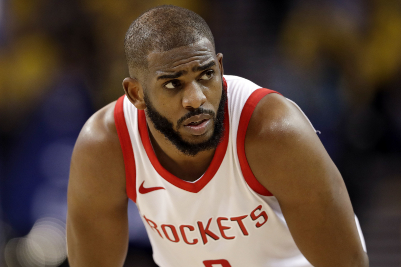 Conflicting Rumors on Chris Paul's Thunder Future After Russell Westbrook Trade