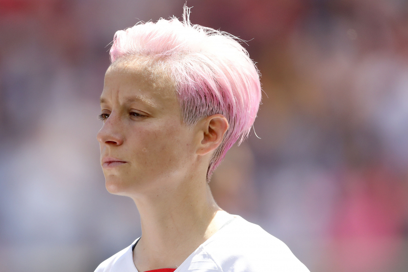 Megan Rapinoe on White House Visit If USWNT Wins World Cup: 'Absolutely Not'