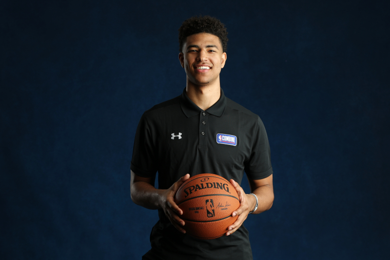 Kansas' Quentin Grimes Enters Transfer Portal After Withdrawing from NBA Draft