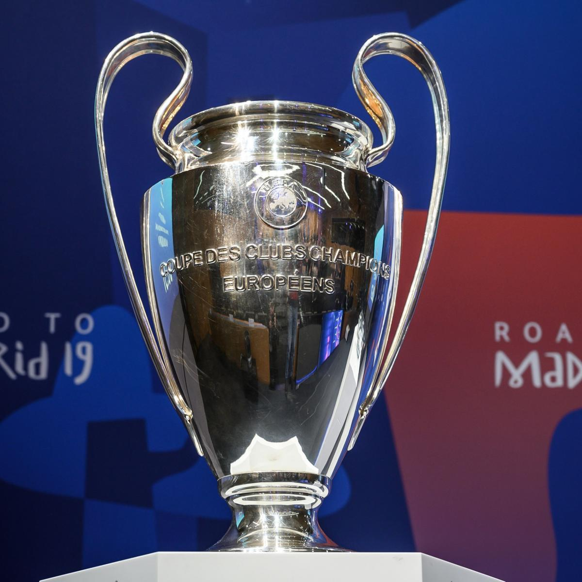 Tottenham Vs. Liverpool: 2019 Champions League Final Odds