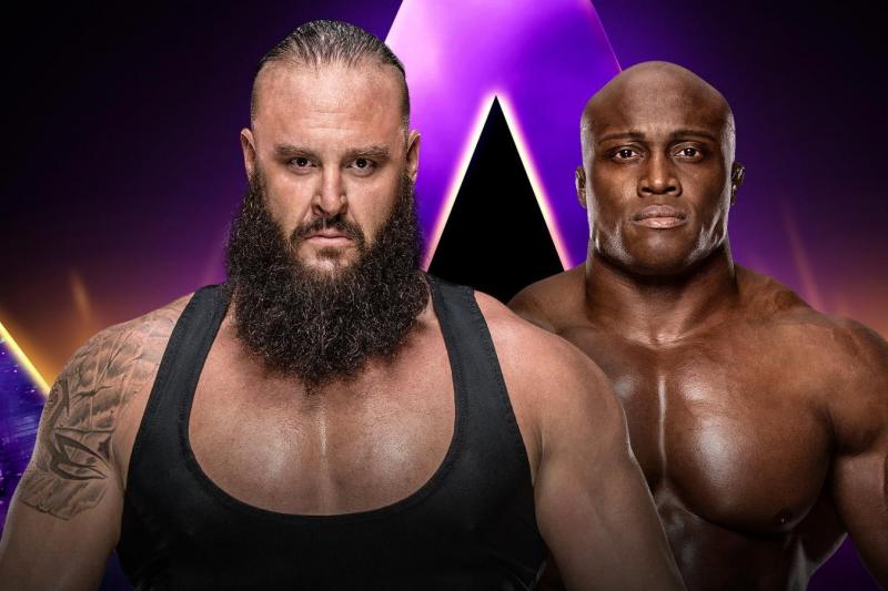Braun Strowman Beats Bobby Lashley at WWE Super ShowDown