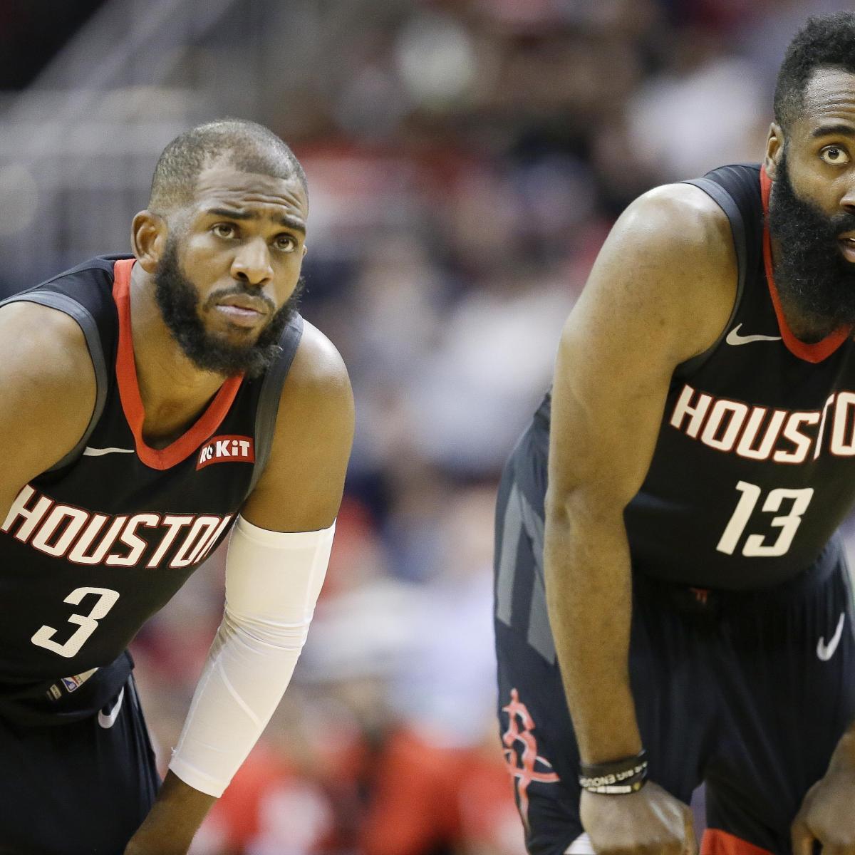 Houston Rockets News Trade: Rockets GM Daryl Morey Says Team Will Keep 'Key People