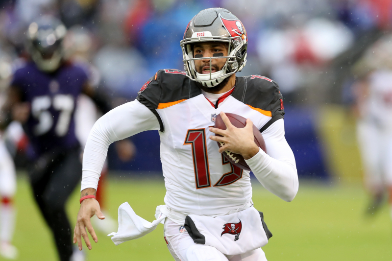 Mike Evans Misses Buccaneers Practice with Leg Injury Ahead of Game vs. Browns