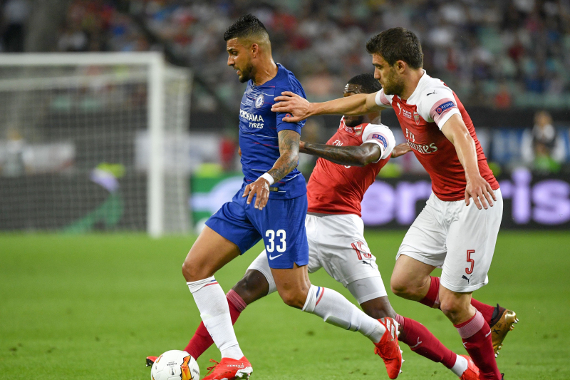 Emerson Palmieri's 'Future Is in London,' Says Chelsea Defender's Agent
