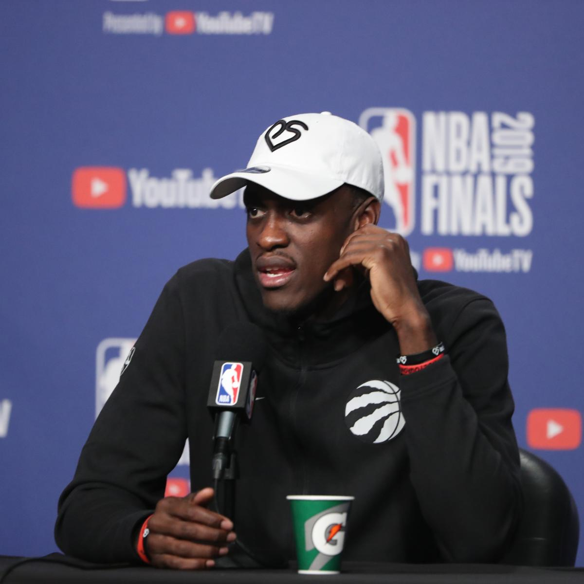NBA Finals 2019 MVP Odds: Raptors' Pascal Siakam