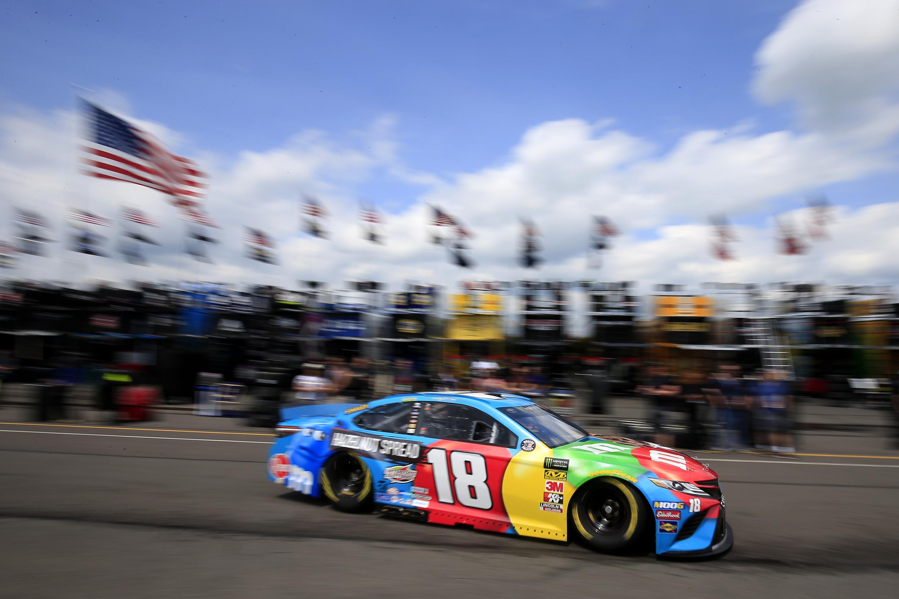 NASCAR at Pocono 2019: Start Time, Ticket Info, Lineup, TV Schedule