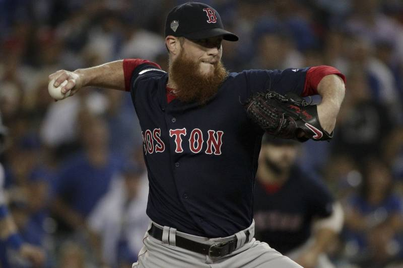 competitive price 558a1 7fb8d Craig Kimbrel Rumors: Cubs Showing Interest in Closer, Doing ...