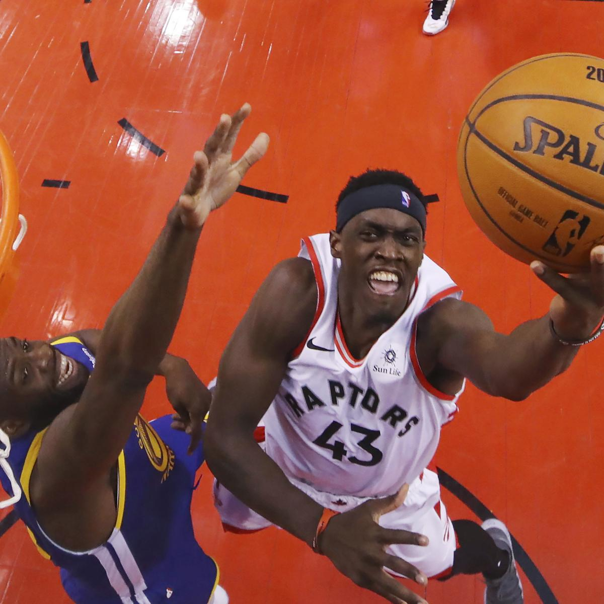 Warriors Vs. Raptors Game 2 TV Schedule, Live-Stream Guide
