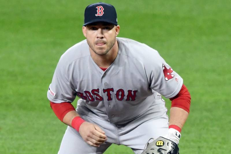 sale retailer c6f02 8c894 Red Sox News: Steve Pearce Placed on IL with Back Injury ...
