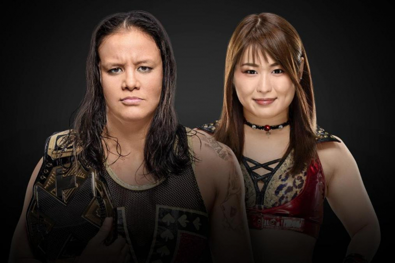 Shayna Baszler Beats Io Shirai, Retains NXT Women's Title at NXT TakeOver: XXV
