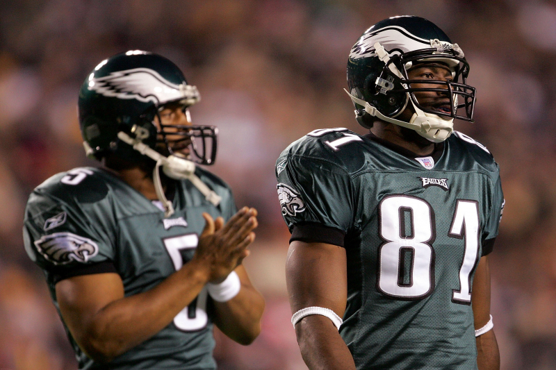 Video: Terrell Owens on If Donovan McNabb Is a Hall of Famer: 'Who?'