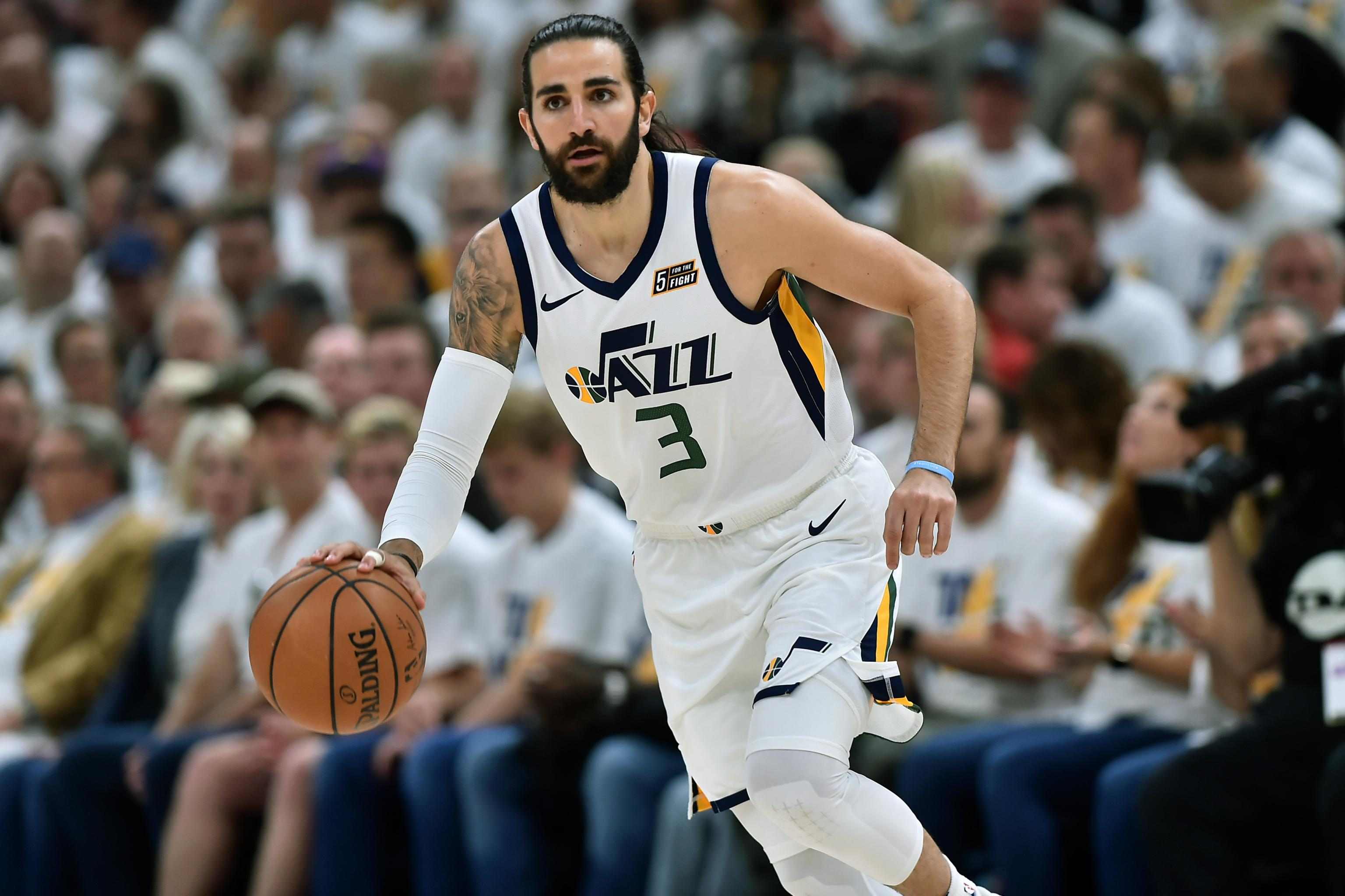 quality design f32d8 1f6c0 Ricky Rubio Says Jazz Have Told Him He's Not a Priority in ...
