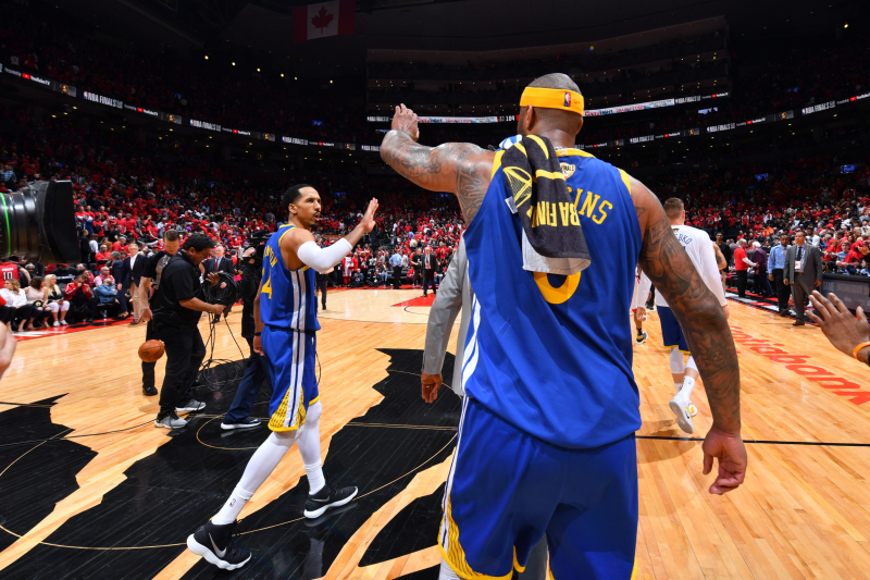 'Strength in Numbers' Defining Golden State Warriors' Run at History