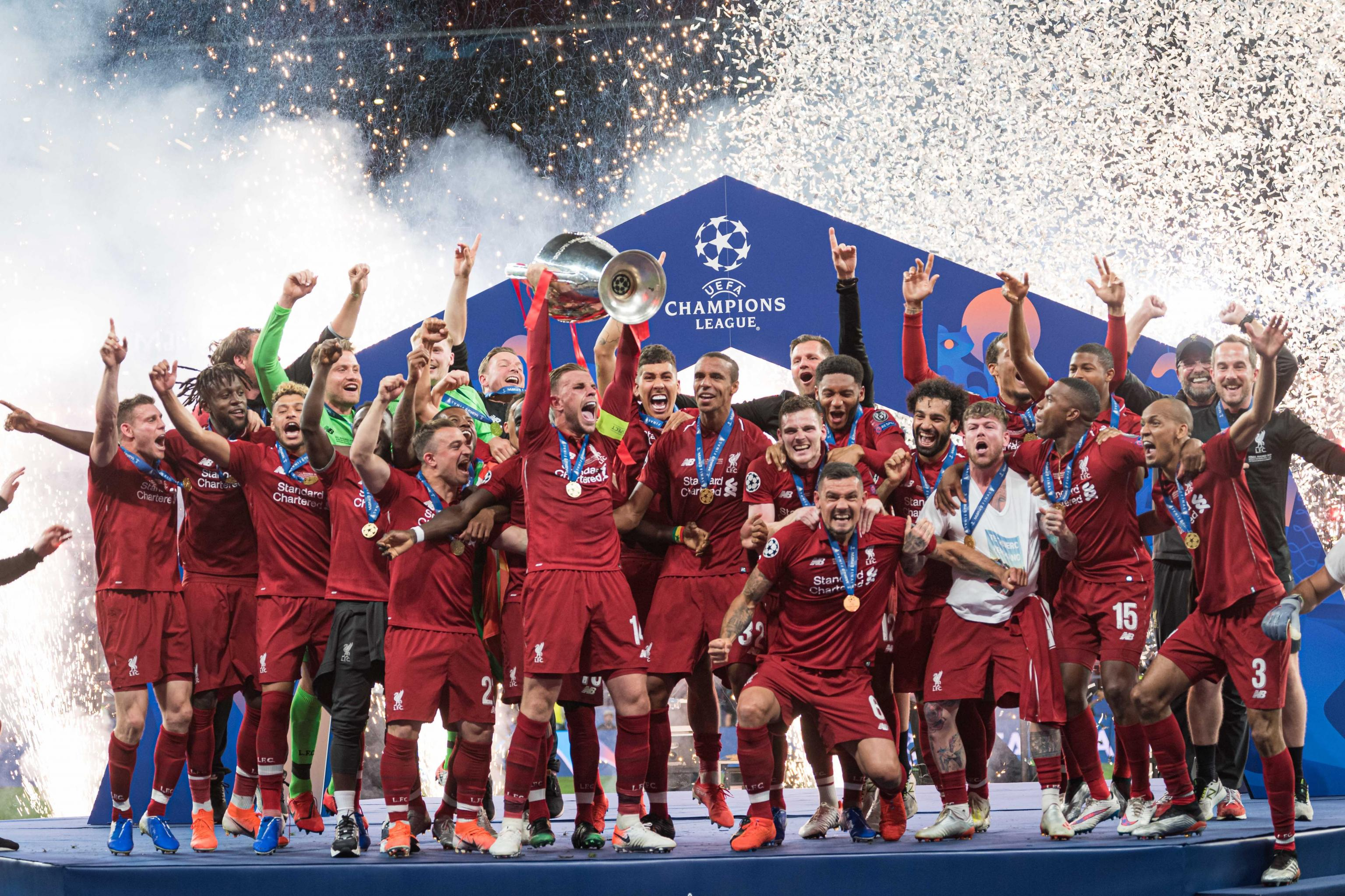 Jose Mourinho Backs Liverpool for 3rd Champions League Final in a ...