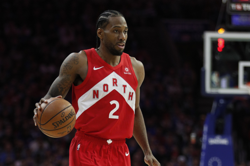 Report: Kawhi Leonard Has 'Purchased a Property' in Toronto Ahead of Free Agency