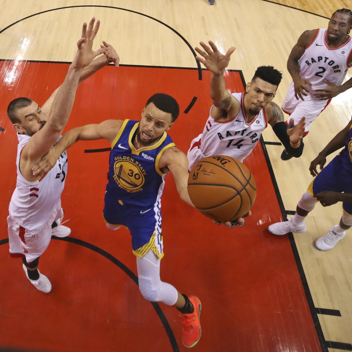 NBA Finals 2019: Updated Championship Odds, TV Schedule