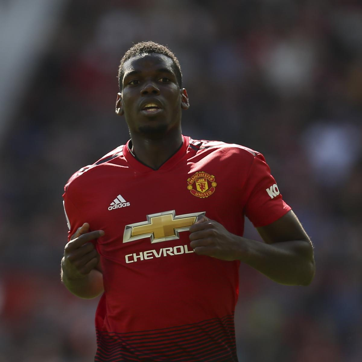 Manchester United Latest Transfer Window: Report: Juventus Interested In Paul Pogba Reunion Amid