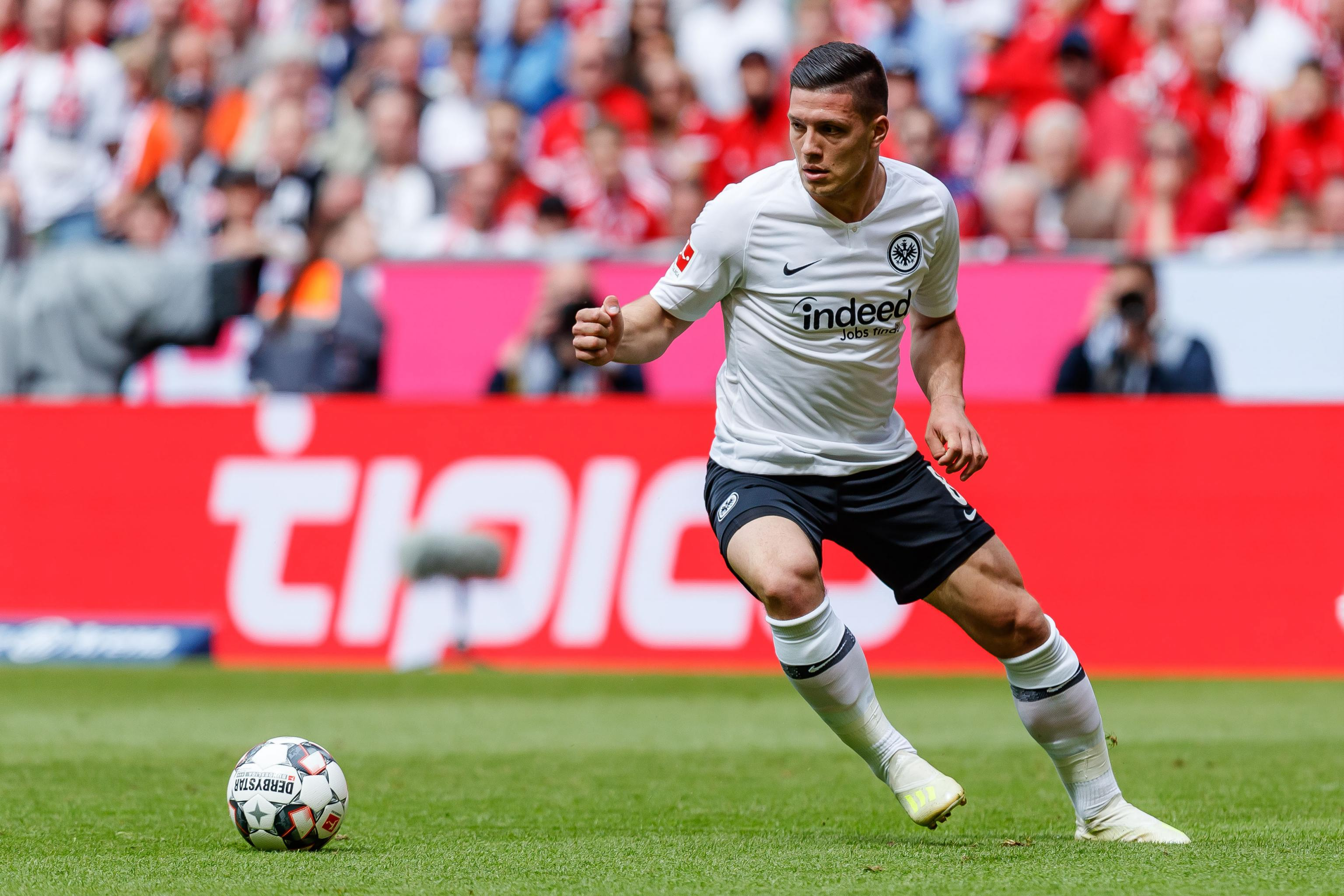 Luka Jovic Completes Transfer to Real Madrid from Eintracht Frankfurt |  Bleacher Report | Latest News, Videos and Highlights